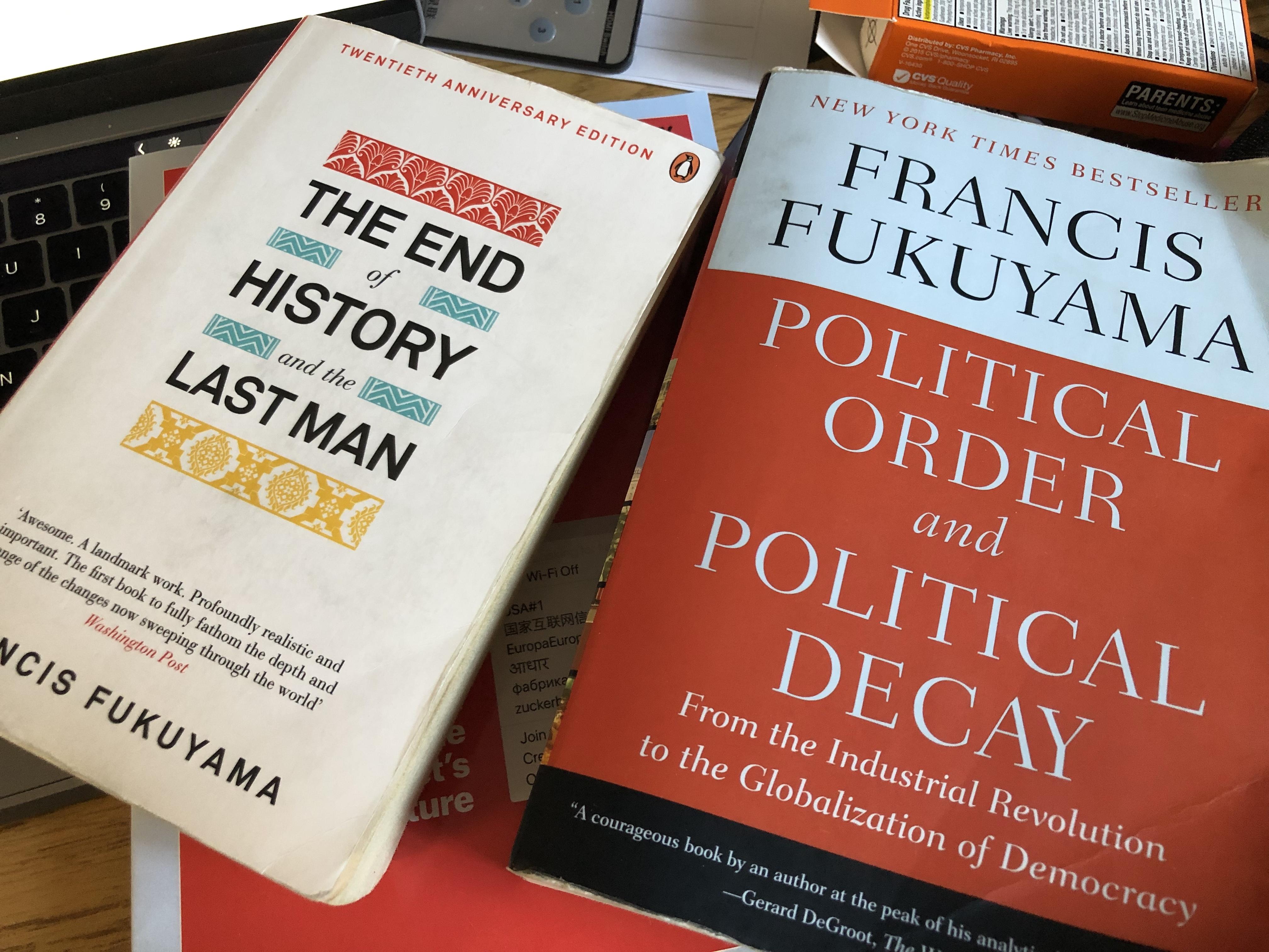 Francis Fukuyama and identity